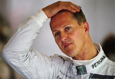 Schumacher não terá mais melhoras rápidas, diz neurologista - Getty Images