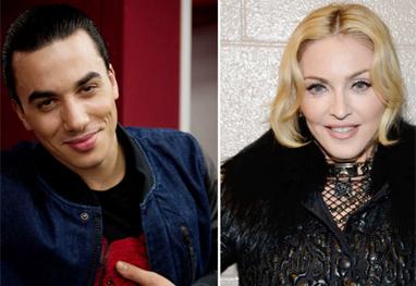 Madonna tem affair com dançarino de 26 anos - Reprodução