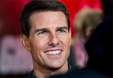 Tom Cruise será o primeiro ator a filmar dentro do Parlamento Britânico - Getty Images