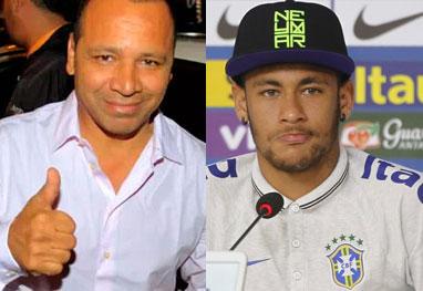 Pai de Neymar fala sobre lesão do craque: 'Chorei, sim!'