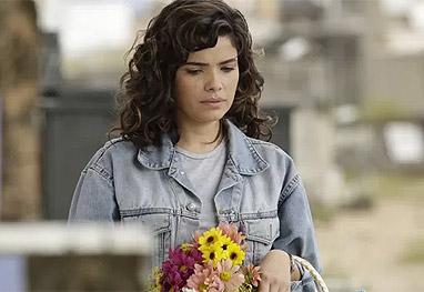 Império: Eliane morre e Cora faz escândalo no enterro - Império/TV Globo