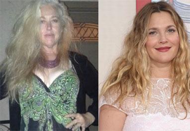 Meia-irmã de Drew Barrymore é encontrada morta dentro do próprio carro - Getty images/Reprodução