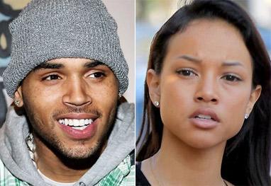 Karrueche Tran termina com Chris Brown - Getty Images