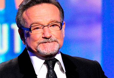 Robin Williams tentou cortar o pulso antes de se enforcar - Getty Images