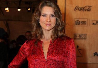 Letícia Spiller tem recaída com ex-marido - Ag News