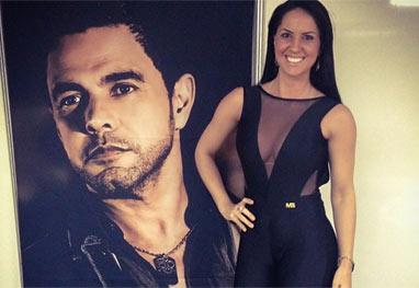 Zezé Di Camargo elogia namorada em foto nas redes sociais - Reprodução/Instagram