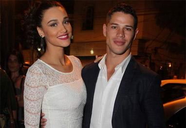José Loreto e Debora Nascimento ganham apartamento, diz jornal - Ag News