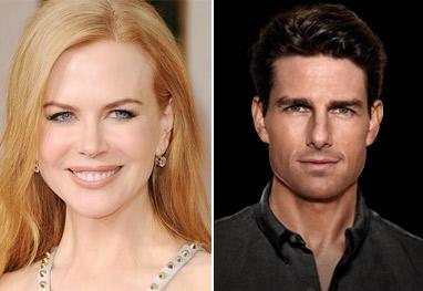Nicole Kidman diz que separação de Tom Cruise foi um inferno