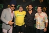 Cauã Reymond, Daniel, Carlinhos Brown e Tiago Abravanel fazem coletiva do Brazilian Day -