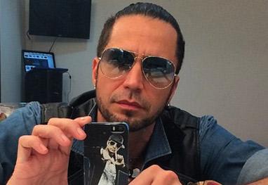 Latino tem alta de hospital e já está em casa - Reprodução/Instagram
