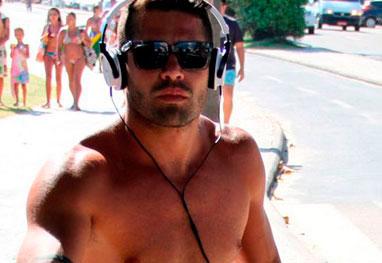 Yuri Fernandes passa a noite em cela lotada - AgNews