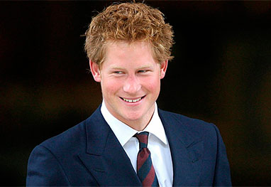 Príncipe Harry sobre bebê real: `Mal posso esperar ver meu irmão sofrer mais` - Getty Images