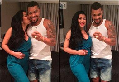 Ellen Cardoso e Naldo confirmam gravidez e revelam o sexo do bebê - Reprodução/Instagram