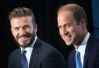 David Beckham aconselha Príncipe William e Kate Middleton -