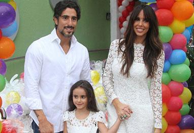 Marcos Mion comemora 6 anos da filha com festa cheia de mini famosos - AgNews