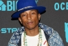 Pharrell Williams acredita em aliens -