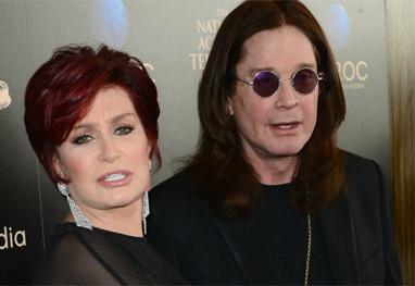 Sharon Osbourne revelou que já cortou os pulsos por Ozzy  - Getty images