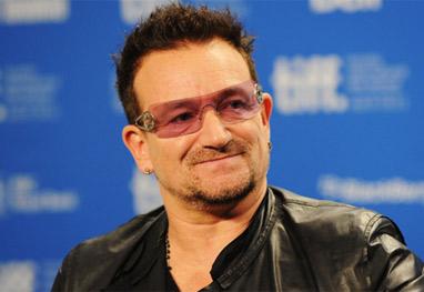 Bono diz que papel de uma banda de rock é aborrecer as pessoas - Getty Images