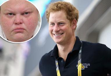 Mulher diz que engravidou de Príncipe Harry e tenta pular muro do Palácio de Buckingham