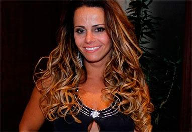 Viviane Araújo nega ser ela em vídeo picante que caiu na internet - AgNews