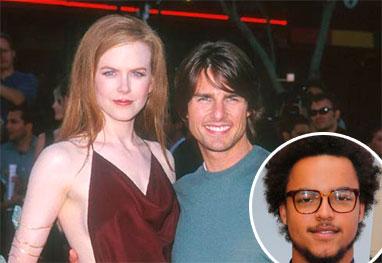 Tom Cruise e Nicole Kidman discutem por causa do filho Connor - Getty Images