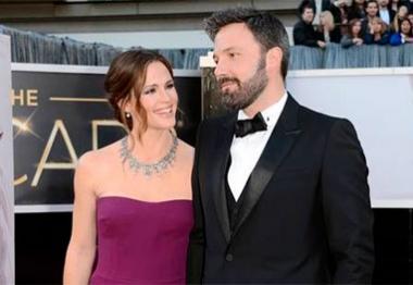 Jennifer Garner disse que está tendo um caso com Batman