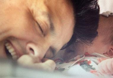 Mirella Santos mostra Ceará em momento fofo com a filha, Valentina - Reprodução