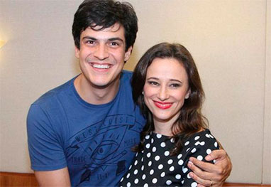 Paula Braun está grávida do segundo filho com Mateus Solano - AgNews