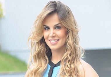 Robertha Portella namora ex de Barbara Evans, diz jornal