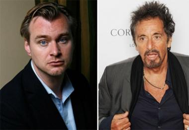 Diretor Christopher Nolan está bravo com Al Pacino