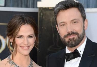 Jennifer Garner brinca com nu frontal de Ben Affleck em filme: