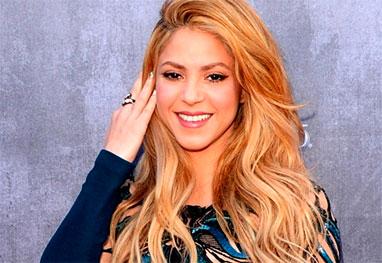 Shakira fala que vai querer ter até nove filhos com Gerard Piqué - Getty Images