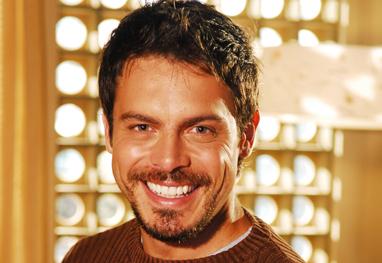 Luiggi Baricelli volta à TV - Divulgação/TV Globo