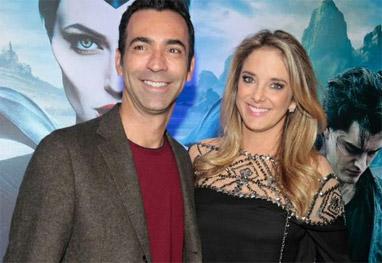 Ticiane Pinheiro confirma que reatou namoro com César Tralli  - Ag.News