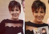 Kris Jenner abusa do Photoshop na rede social  -