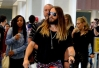 Jared Leto embarca com o 50 Seconds to Mars para Brasília -