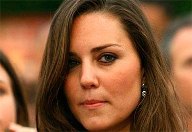 Tabloide afirma que Kate Middleton luta contra a anorexia