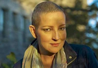 Betty Lago fala sobre sua luta contra o câncer: \