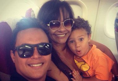 Solange Couto viaja a Pernambuco para o aniversário de seu pai - Reprodução/Facebook