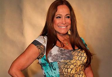 Susana Vieira sobre a relação com o ex: \