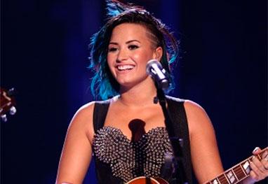 Demi Lovato faz exercìcios para levantar seu ânimo - Getty Images