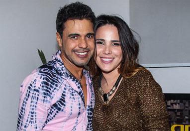 Wanessa escreve mensagem e declara amor a Zezé Di Camargo: 'Seja feliz' - Manuela Scarpa/Photo Rio News