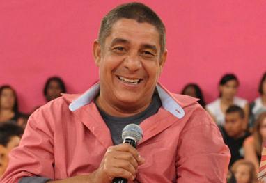 Zeca Pagodinho se recupera de cirurgia - Divulgação/TV Globo