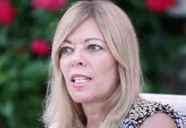 Ex-mulher de Collor esclarece boatos sobre Claudia Raia e o político - Reprodução