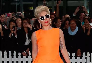 Lady Gaga gasta quase R$ 50 mil em boliche - Getty Images