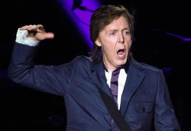 Paul McCartney se apresenta em São Paulo - Manuela Scarpa/Photo Rio News