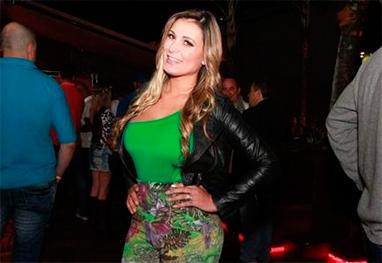 Andressa Urach começa a respirar sem auxílio de aparelhos, diz boletim - AgNews