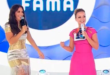 Ivete Sangalo dribla saia justa durante programa da Eliana - Reprodução/SBT