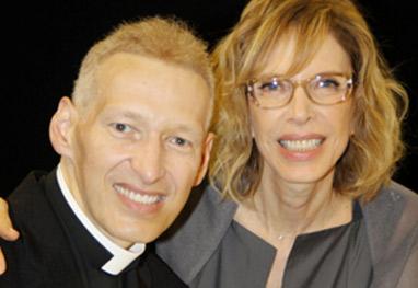 Padre Marcelo Rossi conta que chegou a pensar em suicídio - Carol Soares/SBT