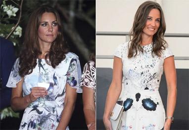 Kate Middleton está furiosa com sua irmã - Getty Images